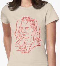 Jack Kerouac Women's Fitted T-Shirt