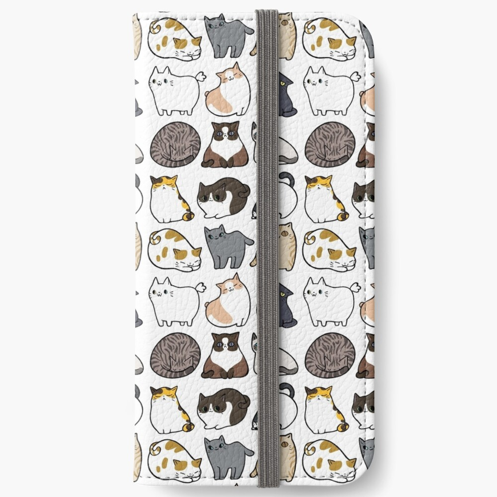 Cats Cats Cats iPhone Wallet