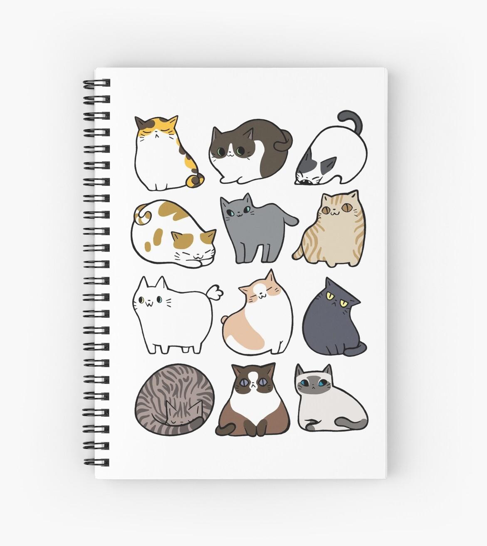 «Gatos Gatos Gatos» de ninay