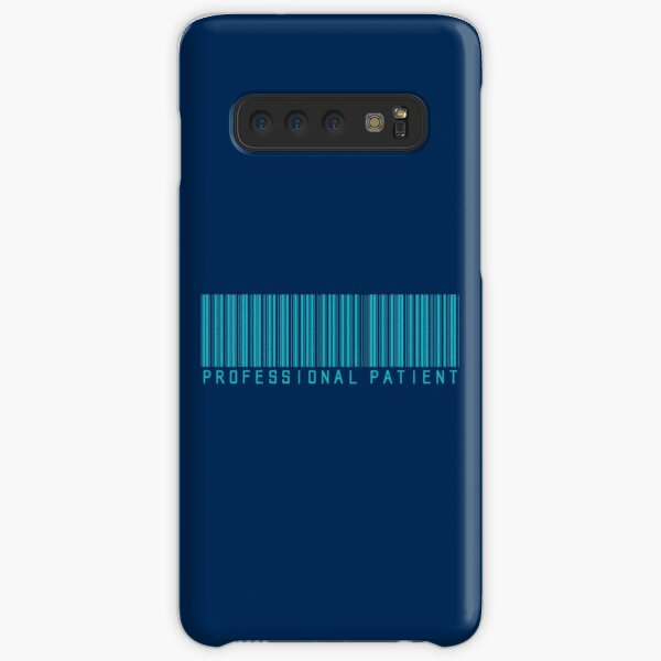 Professional Patient - Turquoise Samsung Galaxy Snap Case