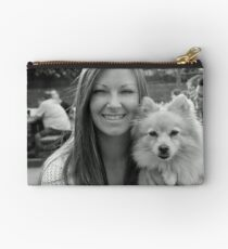 me and my gracie Studio Pouch