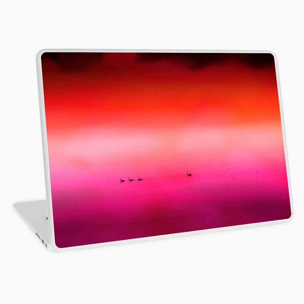 Swan Dreaming #3 Laptop Skin