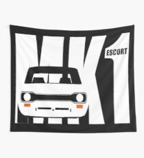 MK 1 ESCORT RS 1800 2000 MEXICO MEN'S T-SHIRTS Wall Tapestry