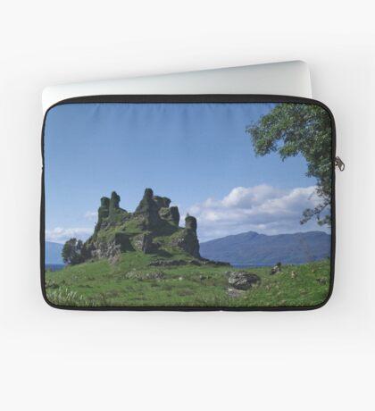 Castle Coffin Laptop Sleeve