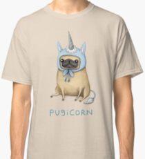 Pugicorn - Fawn Classic T-Shirt