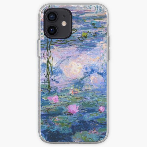 Water Lilies - Claude Monet iPhone Soft Case