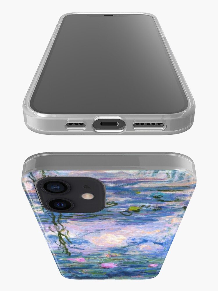 Alternate view of Water Lilies - Claude Monet iPhone Case & Cover