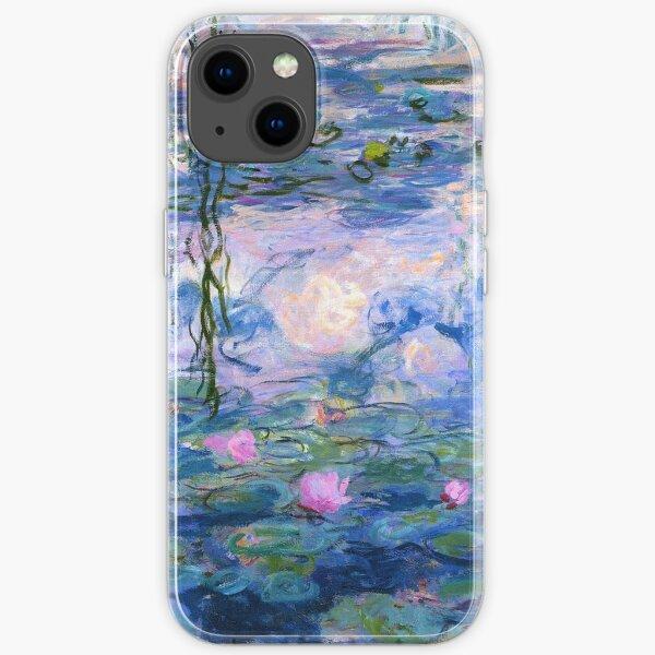 Seerosen - Claude Monet iPhone Flexible Hülle