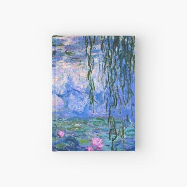Water Lilies - Claude Monet Hardcover Journal
