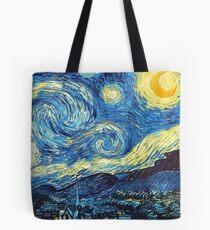 Starry Night - Van Gogh Tote Bag