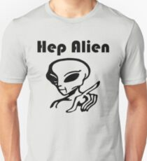 Hep-Alien Slim Fit T-Shirt