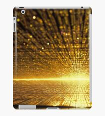 Golden dawn - digitally generated image iPad Case/Skin