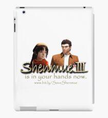 Shenmue 3 - Kickstarter iPad Case/Skin