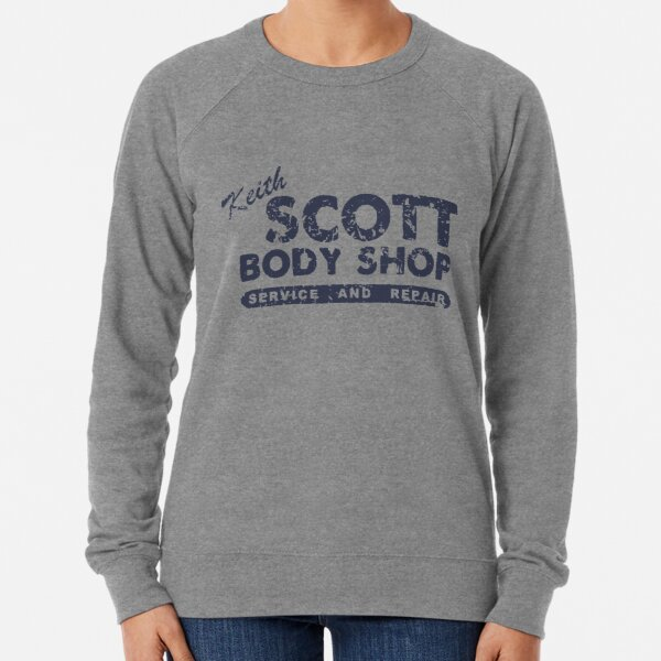 Chandail à capuchon Keith Scott Body Shop - One Tree Hill, Lucas Scott Sweatshirt léger