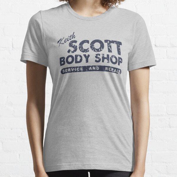 Chandail à capuchon Keith Scott Body Shop - One Tree Hill, Lucas Scott T-shirt essentiel
