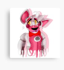Funtime Foxy   Sister Location Canvas Print