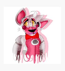 Funtime Foxy | Sister Location Photographic Print