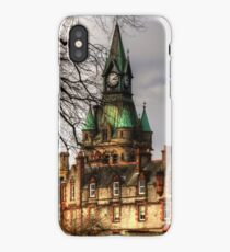 Fairytale Tower - Vertical Panorama iPhone Case/Skin