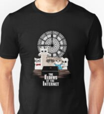 Elders of the Internet Unisex T-Shirt