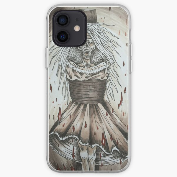 Burn the witch iPhone Soft Case