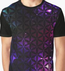Sacred Geometry: Flower Of Life - Cosmos I Graphic T-Shirt