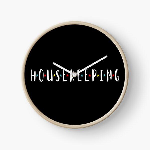 Housekeeping Clock