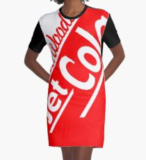 Jet Cola - Shenmue Graphic T-Shirt Dress