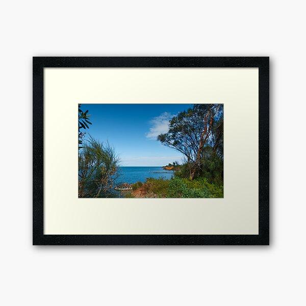Beaumaris Bay Framed Art Print