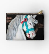 foaling around and around Studio Pouch