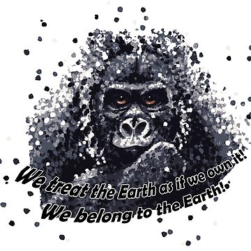 We Belong to the Earth by vanWriten