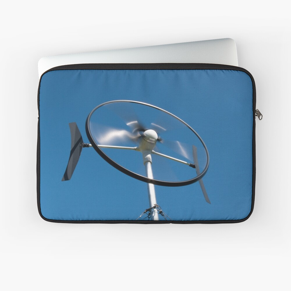 Wind Turbine Laptoptasche