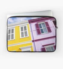 Valparaiso houses Laptop Sleeve