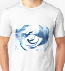 Abstract technology disk -  digitally generated image T-Shirt