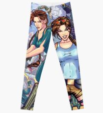 Tomb Raider III - 20 Years of Tomb Raider Leggings