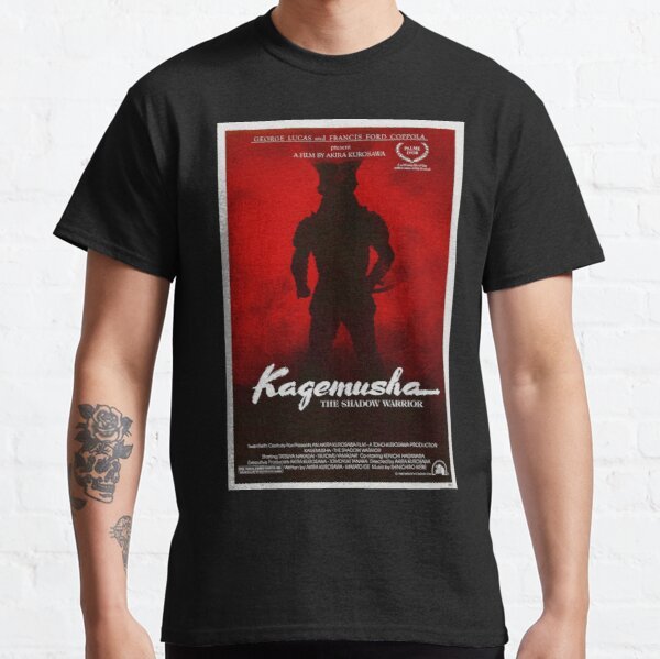 Kagemusha Akira Kurosawa Classic T-Shirt