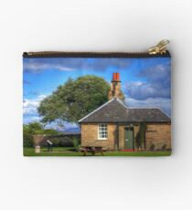Cottage at Blackness Studio Pouch