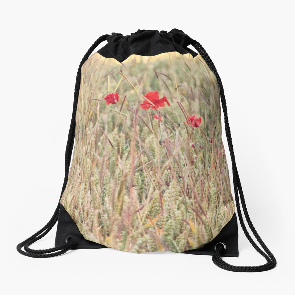 Stand out from the Crowd Drawstring Bag