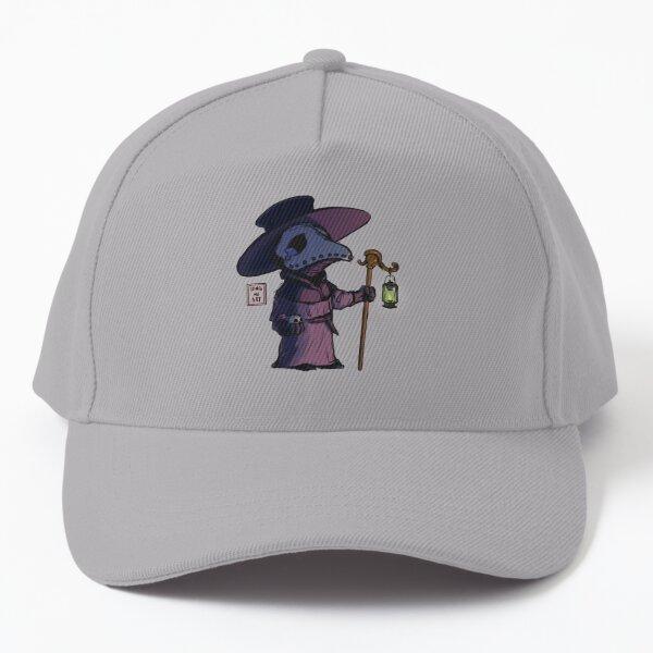cute sad plague doctor Baseball Cap