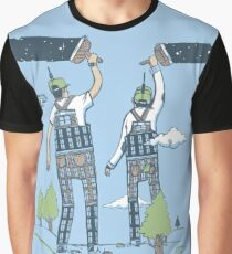 The Skyscrapers Graphic T-Shirt