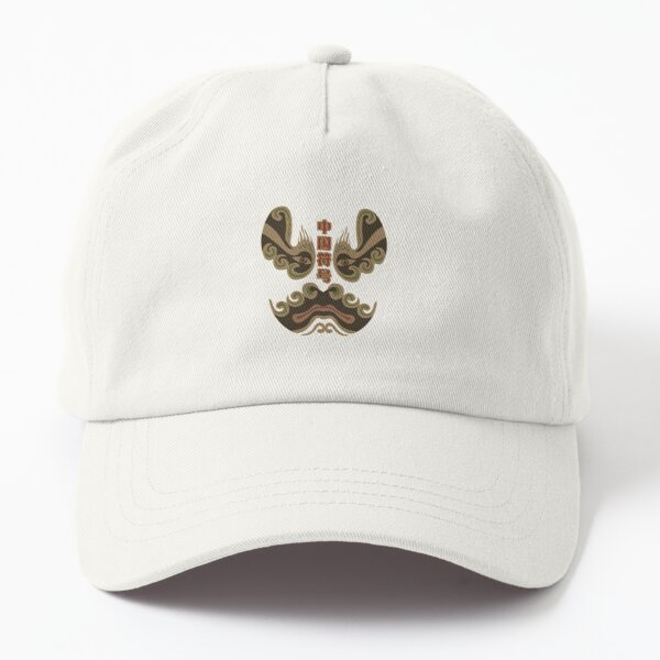 Oriental Mask| Perfect Gift Dad Hat