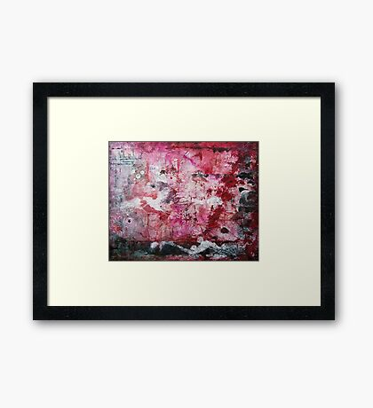 The Myth That Came To Life Framed Print