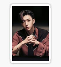 Yongguk - Noir Sticker