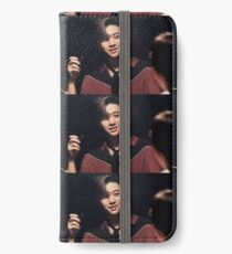 Yongguk - Noir iPhone Wallet/Case/Skin