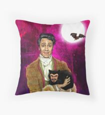 Vampstyle (What We Do In The Shadows) Throw Pillow