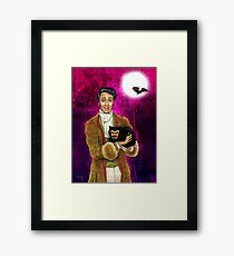 Vampstyle (What We Do In The Shadows) Framed Print
