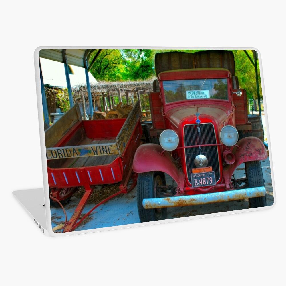 1934 Ford Laptop Skin