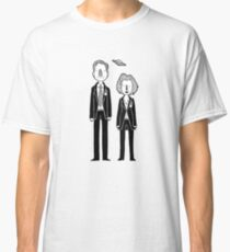 The X Files: Mulder and Scully Classic T-Shirt