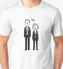 The X Files: Mulder and Scully Unisex T-Shirt