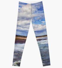 Coastal Daydreams Leggings