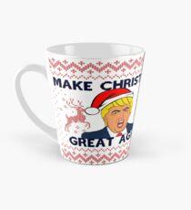 Make Christmas Great Again Tall Mug